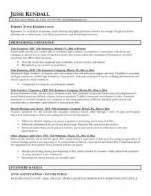 How To Create A Strong Resume Headline by Exles Of Resume Titles Exles Astounding Catchy