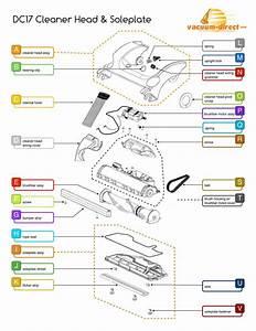 Dyson Dc17 Vacuum Parts  U2013 Vacuum Direct