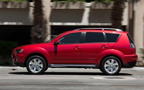 2012 Mitsubishi Outlander Reviews And Rating