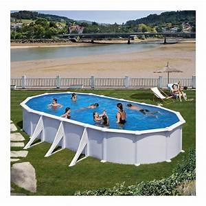 Sécurité Piscine Hors Sol : piscine hors sol atlantis gre 730x375 h132 filtre sable ~ Dailycaller-alerts.com Idées de Décoration