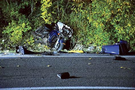 fatal motorcycle crash  selkirk fire news