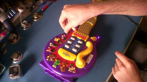 Circuit Bent Wiggles Guitar Freeform Delusion Youtube