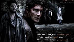Supernatural images ♛ Dean and Cas in Purgatory ♛ HD ...