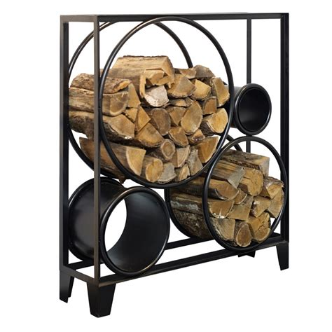 range buches interieur design porte buche design bois de rond serax zendart design
