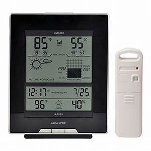 Acurite 01098r Weather Station With Temperature  Humidity