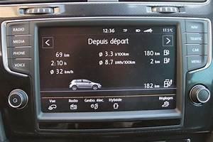 Golf Gte Consommation : volkswagen golf gte l 39 hybride rechargeable l essai ~ Medecine-chirurgie-esthetiques.com Avis de Voitures