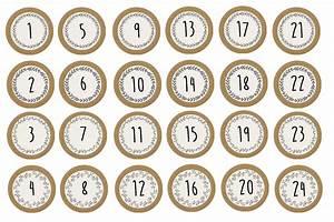 Calendrier De L Avent The : diy calendrier de l 39 avent un p re no l trotinette les p 39 tites d cos de lolo ~ Preciouscoupons.com Idées de Décoration