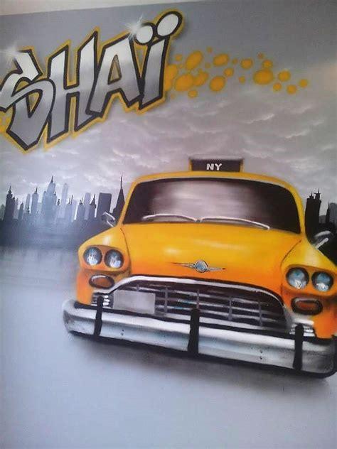 Decoration Maison New York D 233 Co Maison Graffiti New York Chambre Enfant