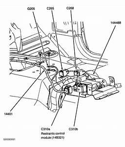 2006 Ford Explorer Ab Module