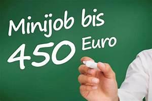 450 Euro Job Urlaubsanspruch Berechnen : bewerbung f r einen 450 euro job tipps beispiele ~ Themetempest.com Abrechnung