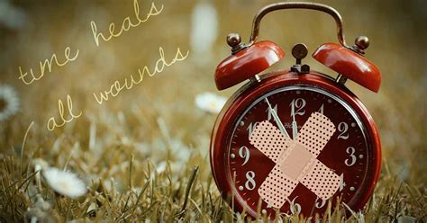 Does Time Heal All Wounds? No, not Exactly.
