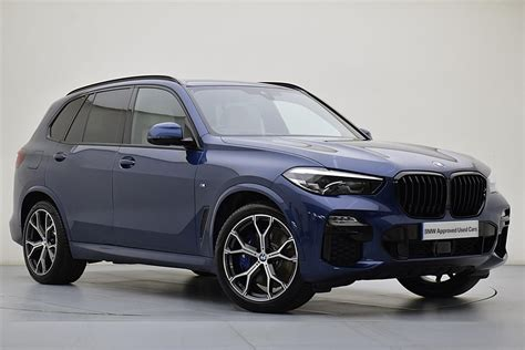 The x5 made its debut in 1999 as the e53 model. Used 2019 Blue BMW X5 for sale | PistonHeads