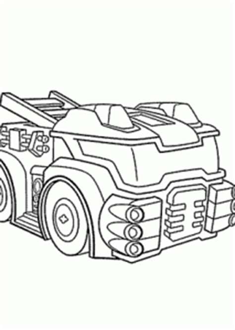 heatwave  fire bot coloring pages  kids printable