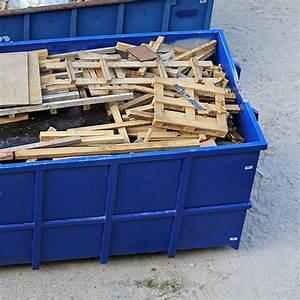 Recyclage Palette : recyclage palettes et bois dmt recyclage ~ Melissatoandfro.com Idées de Décoration