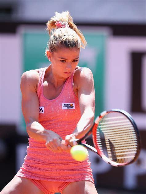 foto de Camila Giorgi Italian Open 2014 in Rome Round 2
