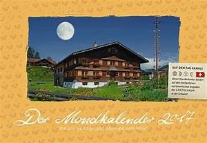Mondkalender 2017 Garten : mondkalender 2018 der allg uer mondkalender 2018 ~ Whattoseeinmadrid.com Haus und Dekorationen