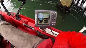 Lowrance Elite 5 Hdi On Water Test