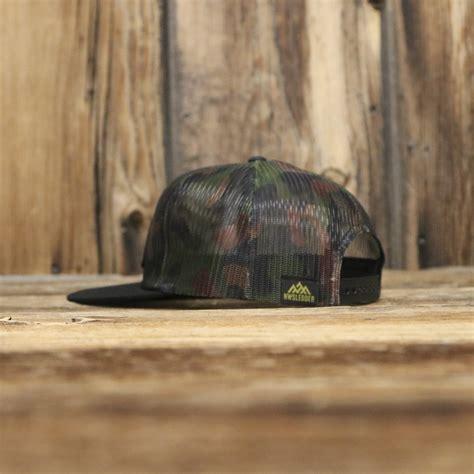 woodland full mesh hat nwsledder