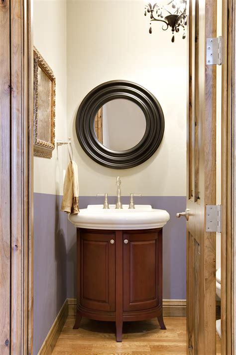 bathroom mirror ideas for single sink small sinks for powder room savwi com