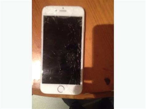 my iphone charger port is broken iphone 6 broken screen charge port outside black country