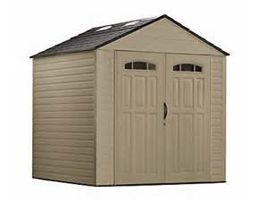 roughneck 174 x large storage shed 7ft x 7ft discontinued
