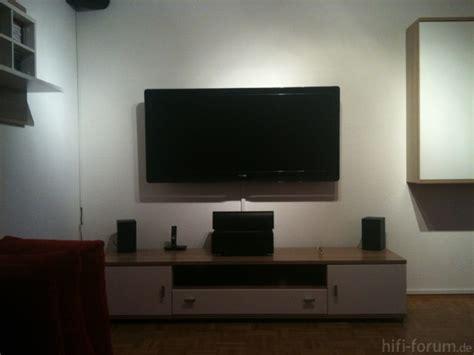 Kann Jeden Fernseher An Die Wand Hängen by Tv An Der Wand Tv An Der Wand Tv Wand Hifi Bildergalerie