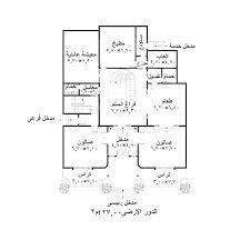 هنا أفضل مخططات منزل دور واحد 200 متر مربع، مع أفكار عصرية يمكن تخصيصها بسهولة حيث كانت الواجهة الرئيسية للبيت في حدود 13 متر، في حين يمتد المنزل بطول 15.5 متر. نتيجة بحث الصور عن مخطط فيلا دور واحد | Architectural house plans, House plans, House design