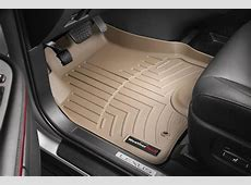 Famous Weathertech liners for the 2015 Ford Mustang at