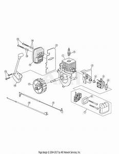 Mtd Bl125 41as79my765  41as79my765 Bl125 Parts Diagram For