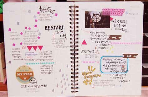Decoration Ideas For Diary by The World Of Mine How To Decorate Your Personal Diary