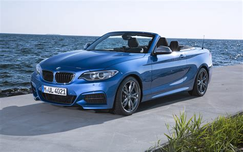 Bmw 4 Series Convertible 4k Wallpapers by 2015 Bmw 2 Series Convertible M235i 4 Wallpaper Hd Car