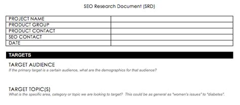 seo report definition the 8 step seo strategy moz