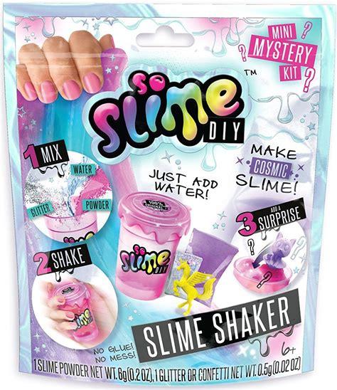 So Slime Diy Slime Shaker Mini Mystery Kit Pack Canal Toys