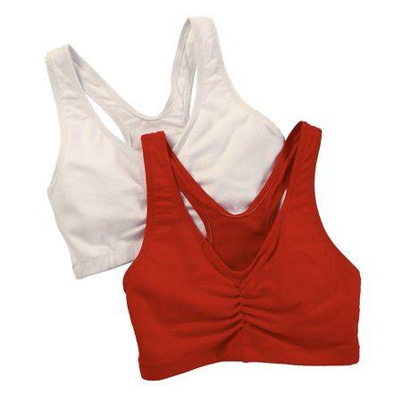 hanes comfort fit bra hanes comfortflex fit cotton pullover bra 2 pack style