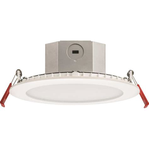 led can lights new construction shop juno white led remodel and new construction recessed