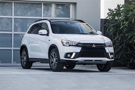 Mitsubishi Sport Suv by 2018 Mitsubishi Outlander Sport Suv Pricing For Sale