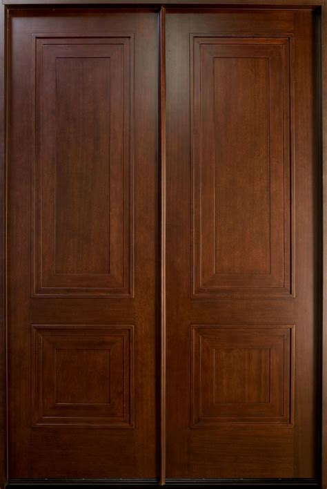 Wooden Doors by Front Door Custom Solid Wood With Mahogany