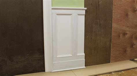 tips on designing installing chair rail wainscoting and