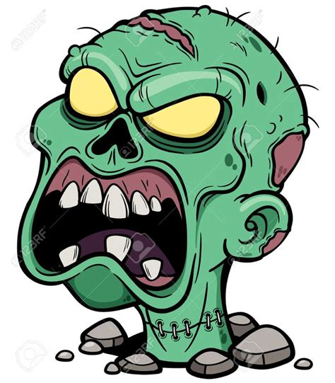 images  zombies  pinterest cartoon flats