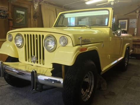 1970 jeep commando 1970 jeep jeepster commando 3 7l classic jeep commando