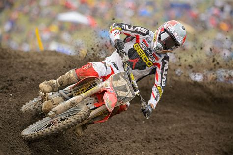 Honda Dirt Bike Backgrounds 4k Download