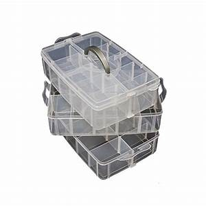 Boite De Rangement Plastique Pas Cher : boites de rangement vis pas cher ~ Dailycaller-alerts.com Idées de Décoration