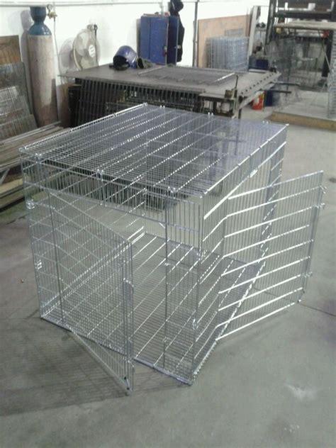 puppy training flatfolding crate standard  budget type