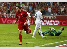 VIDEO Bayern Munich 10 Real Madrid Highlights; Late