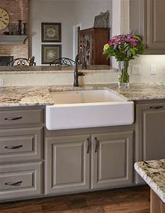 kitchen countertop ideas white ice granite countertop With kitchen colors with white cabinets with canvas bathroom wall art