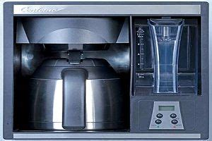 cabinet mount coffee maker undercounter mount coffee makers contoure rv coffee