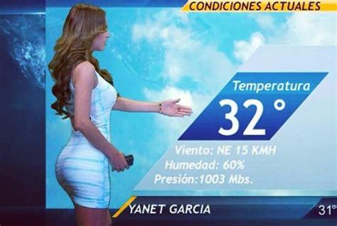 weather woman hottest mexican yanet kim star curvy ph