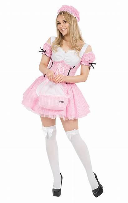 Adult Fancy Miss Muffet Costume