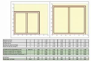 Dimensions Standard Fenetre : taille standard baie vitr e coulissante dthomas ~ Melissatoandfro.com Idées de Décoration