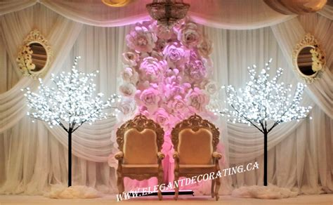 east indian wedding stage d 233 cor ideas wedding ideas